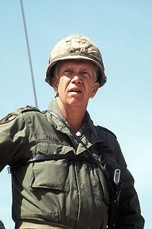 George Smith Patton, IV (December 24, 1923 – June 27, 2004) was a Major General in the United States Army and the son of World War II General George Patton.