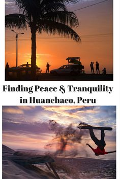 Finding Peace and Tranquility in Huanchaco, Peru