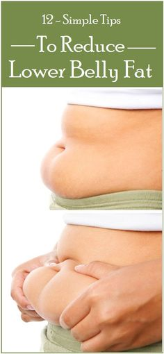 how to lose belly fat fast without surgery