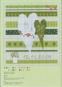 177 Besten Hochzeit Bilder Auf Pinterest Cross Stitch Embroidery