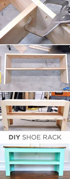 Simple Wooden Shoe Rack | diy furniture | diy furniture ideas | diy furniture redo | diy furniture bedroom | diy furniture projects | diy furniture projects & ideas | cheap diy furniture | easy diy furniture | https://steeltablelegs.com