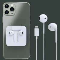 Lightning Connector Earbuds Earphone Wired Earbuds Wired Headphones Earphones Wire