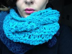 Cool infinity scarf