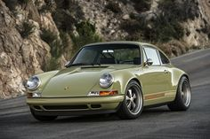 Porsche 911 'Manchester' by Singer Vehicle Design