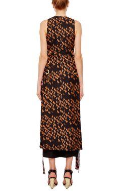 Utopian Silk Twill Dress by ELLERY Now Available on Moda Operandi