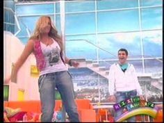 Οταν η Ναταλία Γερμανού κουνούσε το κορμί της με Pole Dance πάνω στον στ...