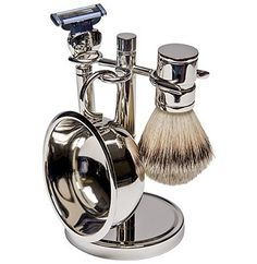 What is the Best Old School Shaving Kit? http://www.apennyshaved.com/what-is-the-best-old-school-shaving-kit/ As we have said plenty of times before, old fashioned shaving products are making a huge comeback. Everybody is wanting to give the ol' straight razor and safety razors a chance. Here's why.