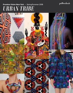 Première Vision New York - S/S 2018 Print & Pattern Trend Round Up   Patternbank