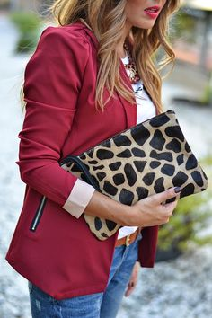 To find out about the Wine Red Lapel Long Sleeve Fitted Blazer at SHEIN, part of our latest Blazers ready to shop online today! Blazers, Red Blazer, Blazer Fashion, Boyfriend Jeans, Work Wear, Womens Fashion, Fashion Trends, Burgundy, Street Style