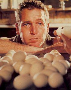 """If my boy says he can eat fifty eggs, he can eat fifty eggs."" - Cool Hand Luke (Stuart Rosenberg, 1967)"