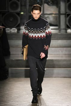 Antonio Marras | Fall 2014 Menswear Collection | Style.com