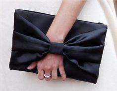 Psaníčko s mašlí / Zboží prodejce IraMa   Fler.cz Sewing, Zip, Bags, Fashion, Velvet, Handbags, Moda, Dressmaking, Couture
