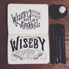 From alfonsusabim on Instagram.  #lettering