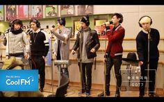 "GOT7 갓세븐 ""하지하지마"" 라이브 LIVE / 141203[슈퍼주니어의 키스 더 라디오]"