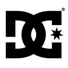 Has the D and C in the logo with style