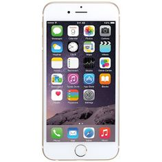 Electronics LCD Phone PlayStatyon: Apple iPhone 6 - Unlocked (Gold) ,16GB