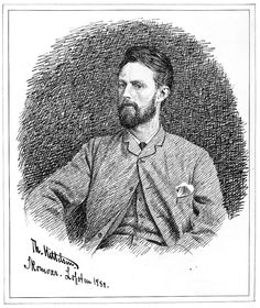 Theodor Kittelsen Selvportrett 1888 - Theodor Kittelsen - Wikipedia, the free…