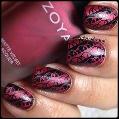 Instagram photo by coloresdecarol #nail #nails #nailart NAILS   Nail nail design kits