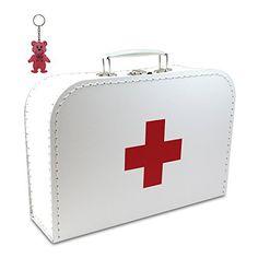 Arztkoffer Pappe weiß mit rotem Kreuz 30 cm inkl. 1 Anhän... https://smile.amazon.de/dp/B00OZWJY2Y/ref=cm_sw_r_pi_dp_x_G9j-yb8R8ME7Q