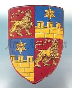 Coat of arms - two lions