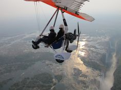 Every man should go ....... Microlighting