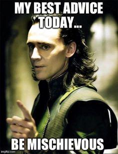 Advisor Loki  Pinned from PinTo for iPad 