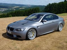 BMW M3 Coupe.