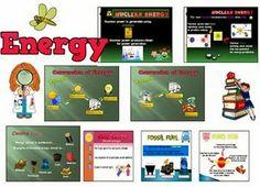 Love Science with Smiley Teacher : Energy Power Point Presentation
