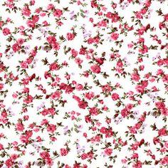Cotton Flower Elsene 3 - Cotone - rosa
