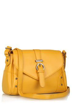 Clara Yellow Sling Bag Price: Rs 2499