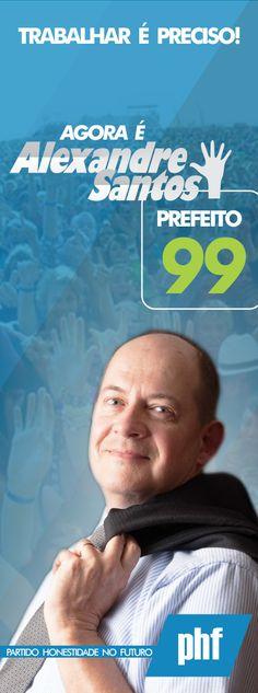 Imagem - Campanha Política 2016