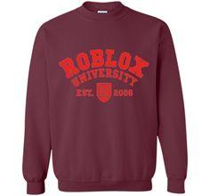 ROBLOX University T-shirt shirt