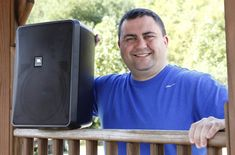 Before you purchase outdoor speakers, you need a good systems plan. How many speakers do you need? Where should the speakers go? A Crutchfield A/V system designer explores three outdoor sound system examples. Outdoor Sound System, Outdoor Speaker System, Outdoor Speakers, Home Theater Amplifier, Home Theater Receiver, Rock Speakers, In Wall Speakers, Volt Ampere, Music System