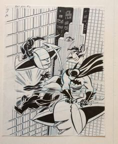 Batman by Bruce Timm *