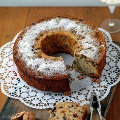 Der Mahlberger Schlosskuchen nach einem Rezept von Wolfram Siebeck.