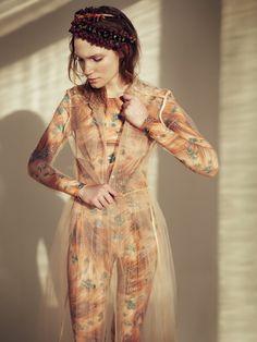 Lesia Paramonova: LES' Limited Edition - Thisispaper Magazine