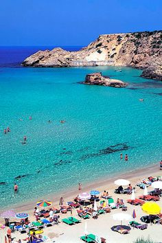 Ibiza my favorite place 27 years ago