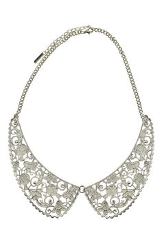 Attica Prim and Proper Necklace. Im really likeing the coller look!
