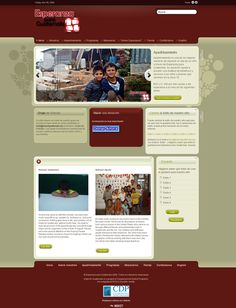 Sitio web de esperanza para Guatemala versión 2.0    Website version 2.0 hope for Guatemala