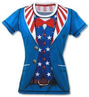 Women's Samantha Tech Shirt Front