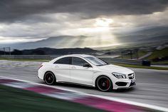 Plus d'infos sur la Mercedes CLA. Votre actualité auto sur www.ouestfrance-auto.com