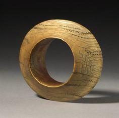 19th century Dinka bracelet from the Sudan, Africa. ~