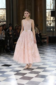 Georges Hobeika Couture Haute couture Spring/Summer 2016 HAUTE COUTURE Fashion Show