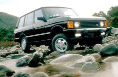 1991 Range Rover