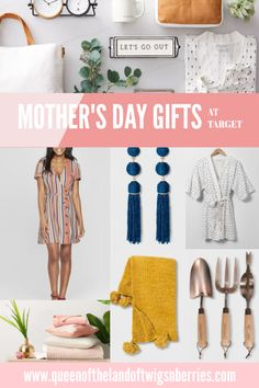 A comprehensive listing of the best Mother's Day Gifts available at Target, from electronics to home decor to bath and beauty products for mom. Best Mothers Day Gifts, Happy Mothers, Gifts For Mom, Best Gifts, Beauty First, Other Mothers, Knox Rose, New Home Gifts, Pick One
