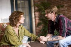 Still of Susan Sarandon and Edward Norton in Leaves of Grass
