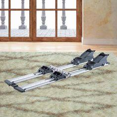Maquina Fitness Abdominales y Gluteos 206x53x21cm Crawl Exercise Machine: Amazon.es: Deportes y aire libre