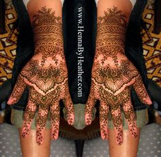 3_indian_bridal_mehndi_lace_intricate_traditional_style_northern_india by Henna by Heather - Mehndi in Boston / Providence M, via Flickr