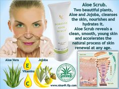 Cosmetologists say: in this age of bad ecology is not enough just to wash and wipe face toner. Harmful external influences plus slow regeneration of cells - and eventually accumulate on the skin surface dead cells. For bacteria is the result. They actively proliferate, leather dims, coarsens, looks listless .  We need to scrubs away horny layer-dead cells by scrub.  Order at www.nina49.flp.com