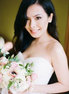 Effortless bridal beauty. Photo by Jemma Keech Photography. www.wedsociety.com #wedding #beauty